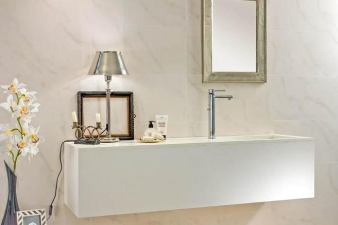 Vendita pavimenti levigati ceramica sassuolo vendita di diretta pavimenti in stock - Bagno effetto marmo ...