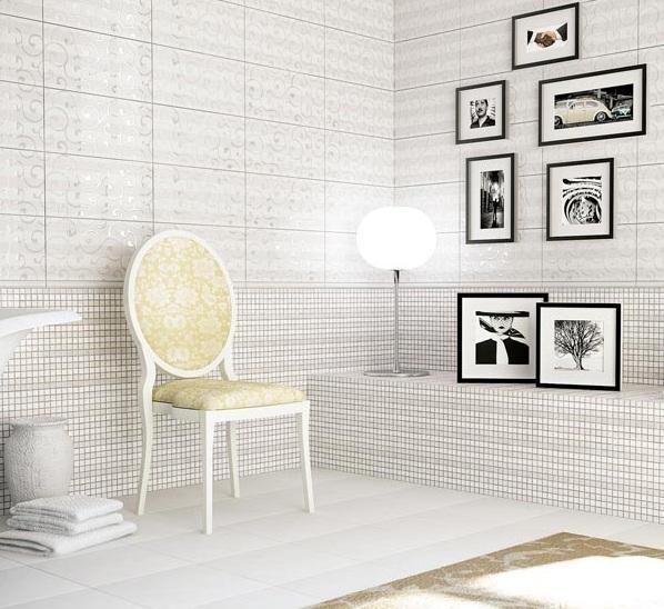 Bagno classic 20x45 mosaico 21 00 mq www - Rivestimenti bagno mosaico ...