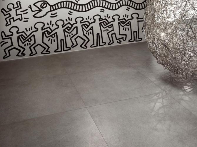 Vendita gres porcellanato moderno ceramica sassuolo - Piastrelle senza fuga ...