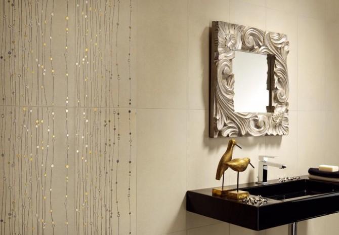 vendita rivestimenti da bagno - ceramica sassuolo | produzione ... - Bagni Moderni Beige