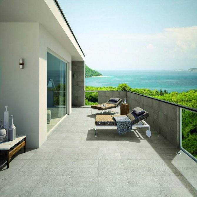 Vendita pavimenti per esterno ceramica sassuolo for Pavimento esterno effetto pietra