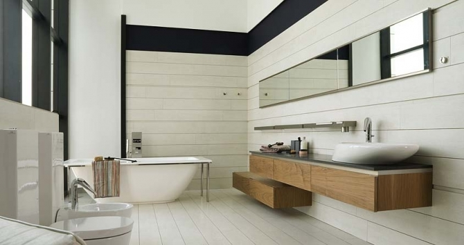 Bagno Fusion Design - www.ceramicasassuolo.it