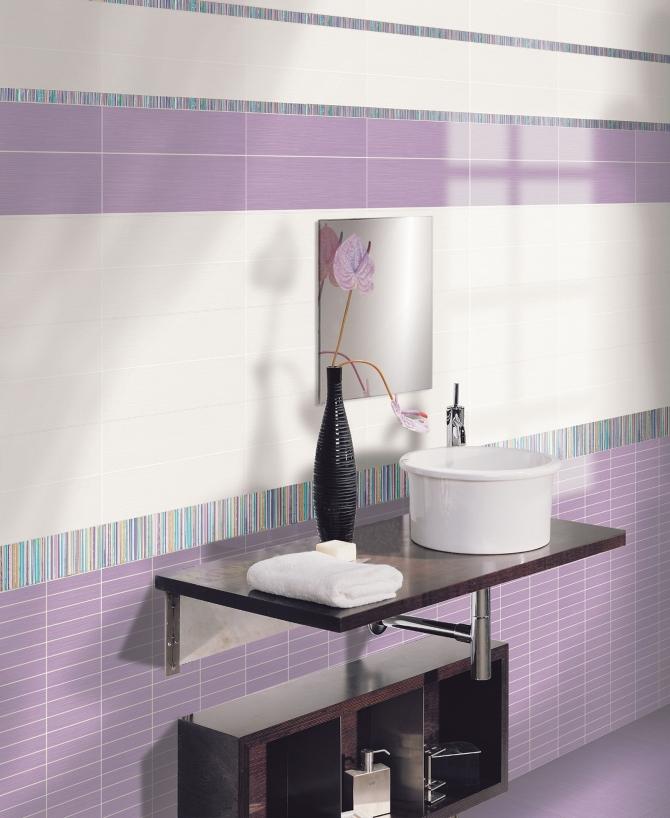 design » rivestimenti bagno lilla - galleria foto delle ultime ... - Arredo Bagno Lilla
