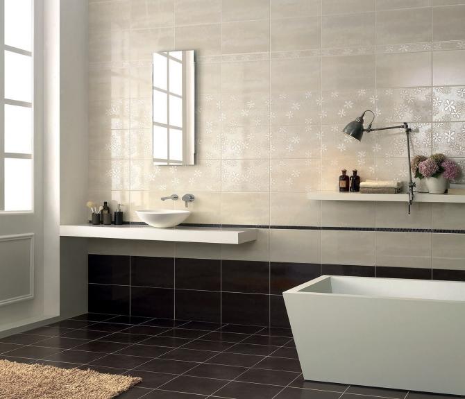Rivestimento bagno in regalo - Rivestimento bagno classico ...