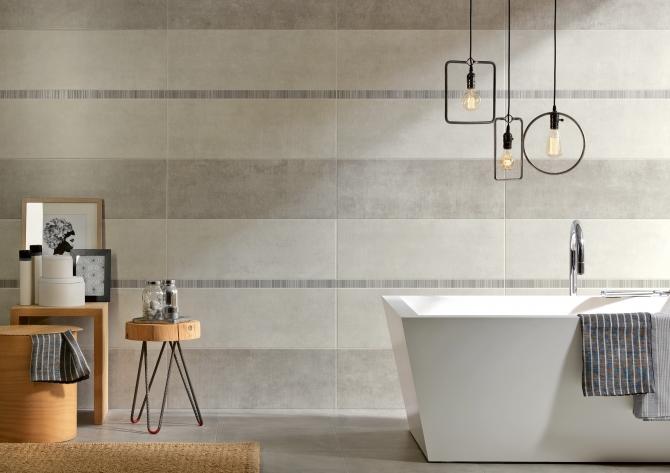 Rivestimento bagno in regalo - Ceramiche bagno moderno ...